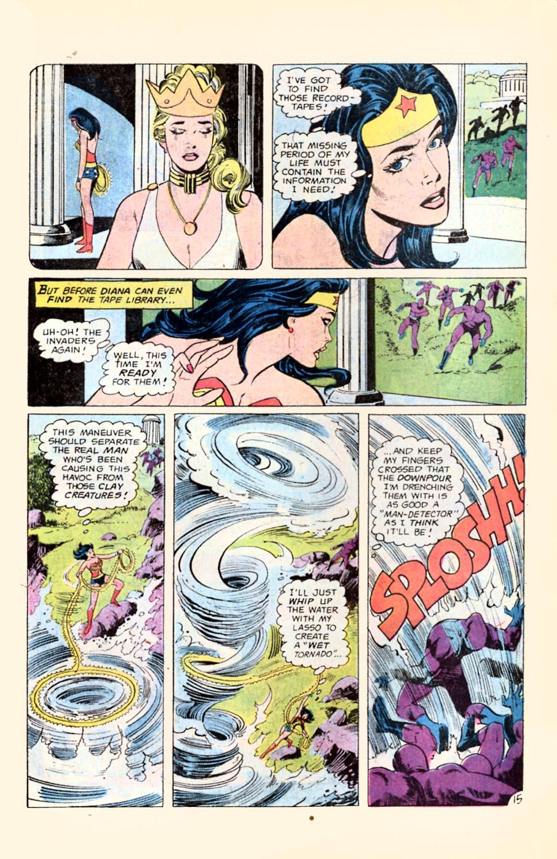 Read online Wonder Woman (1942) comic -  Issue #223 - 16
