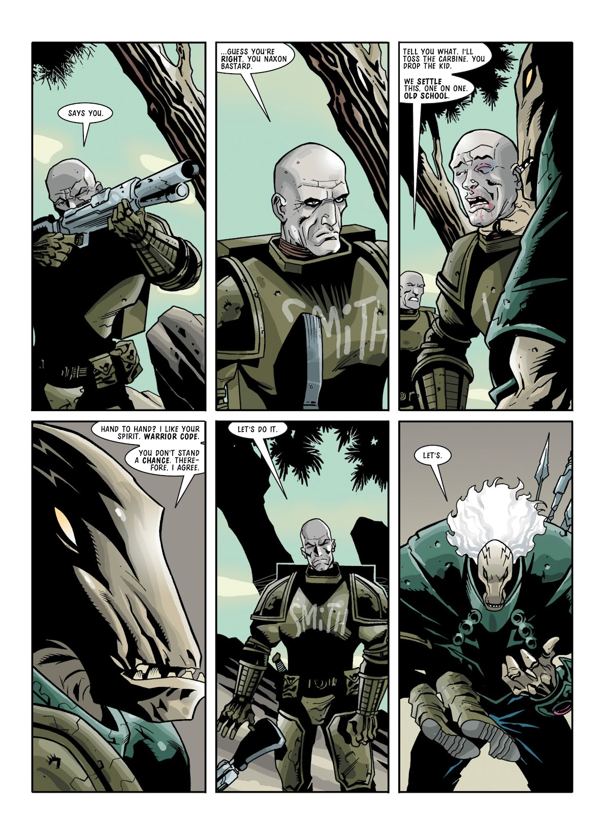 Judge Dredd Megazine (Vol. 5) Issue #381 #180 - English 120