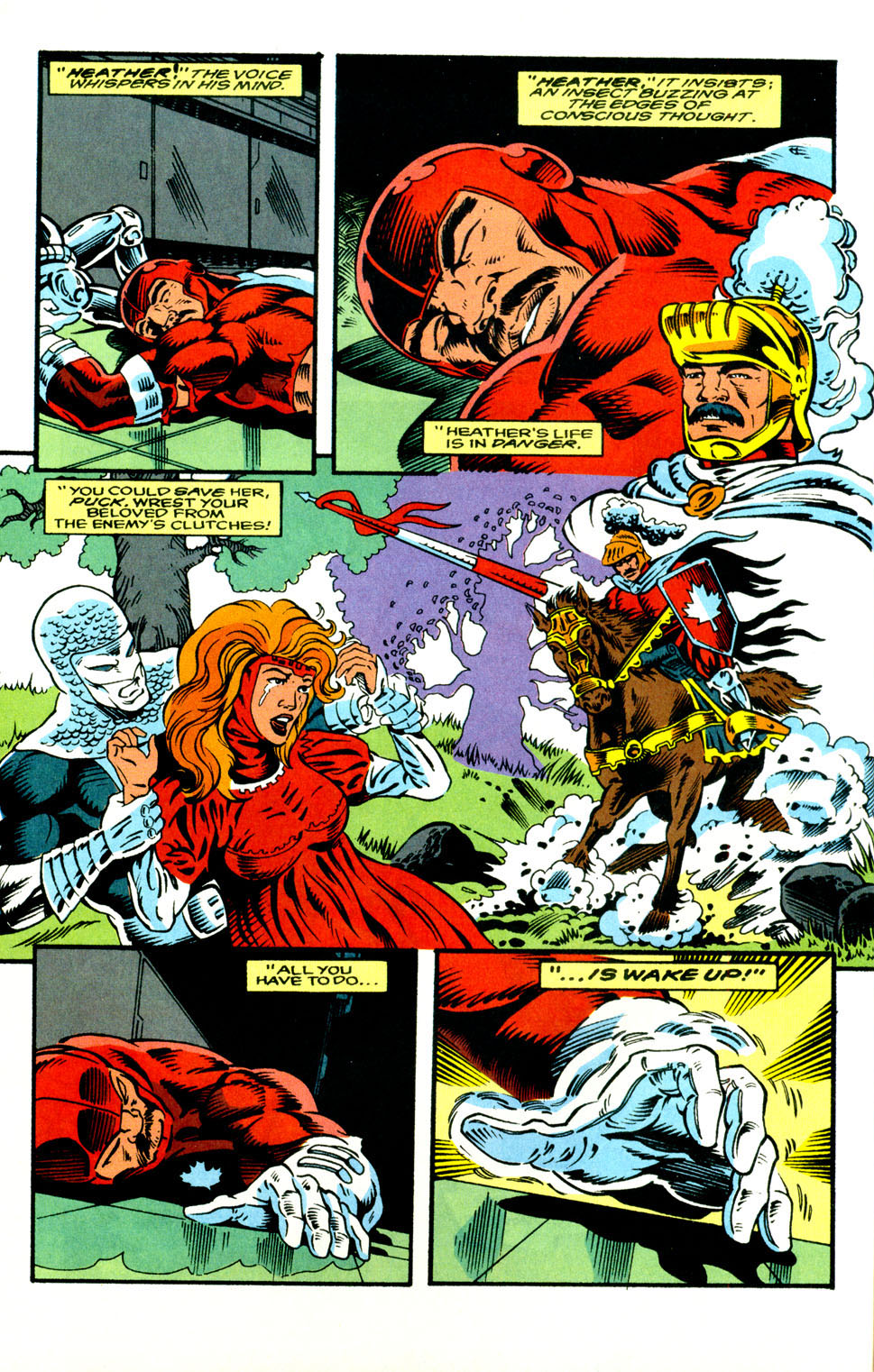 Read online Alpha Flight (1983) comic -  Issue #130 - 12