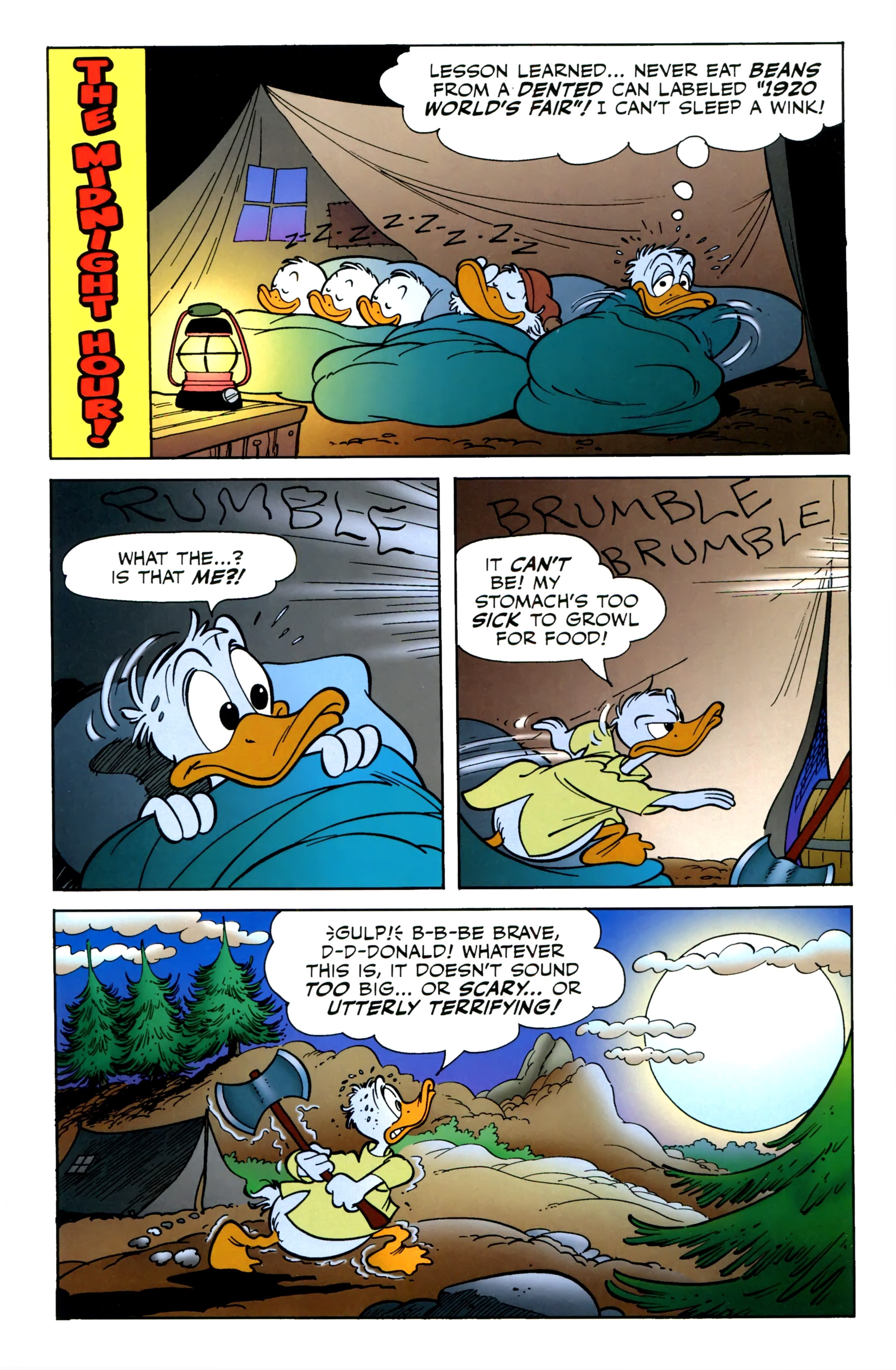 Read online Uncle Scrooge (2015) comic -  Issue #1 - 7
