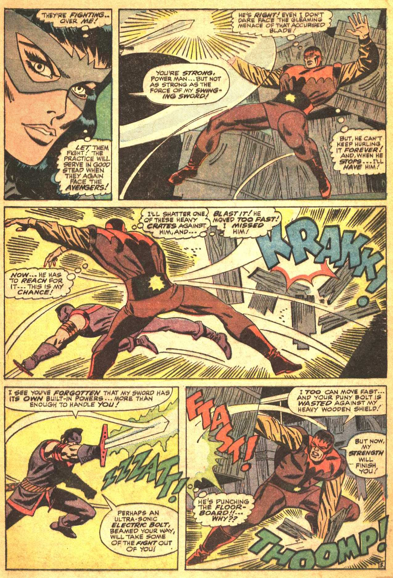 The Avengers (1963) 30 Page 5