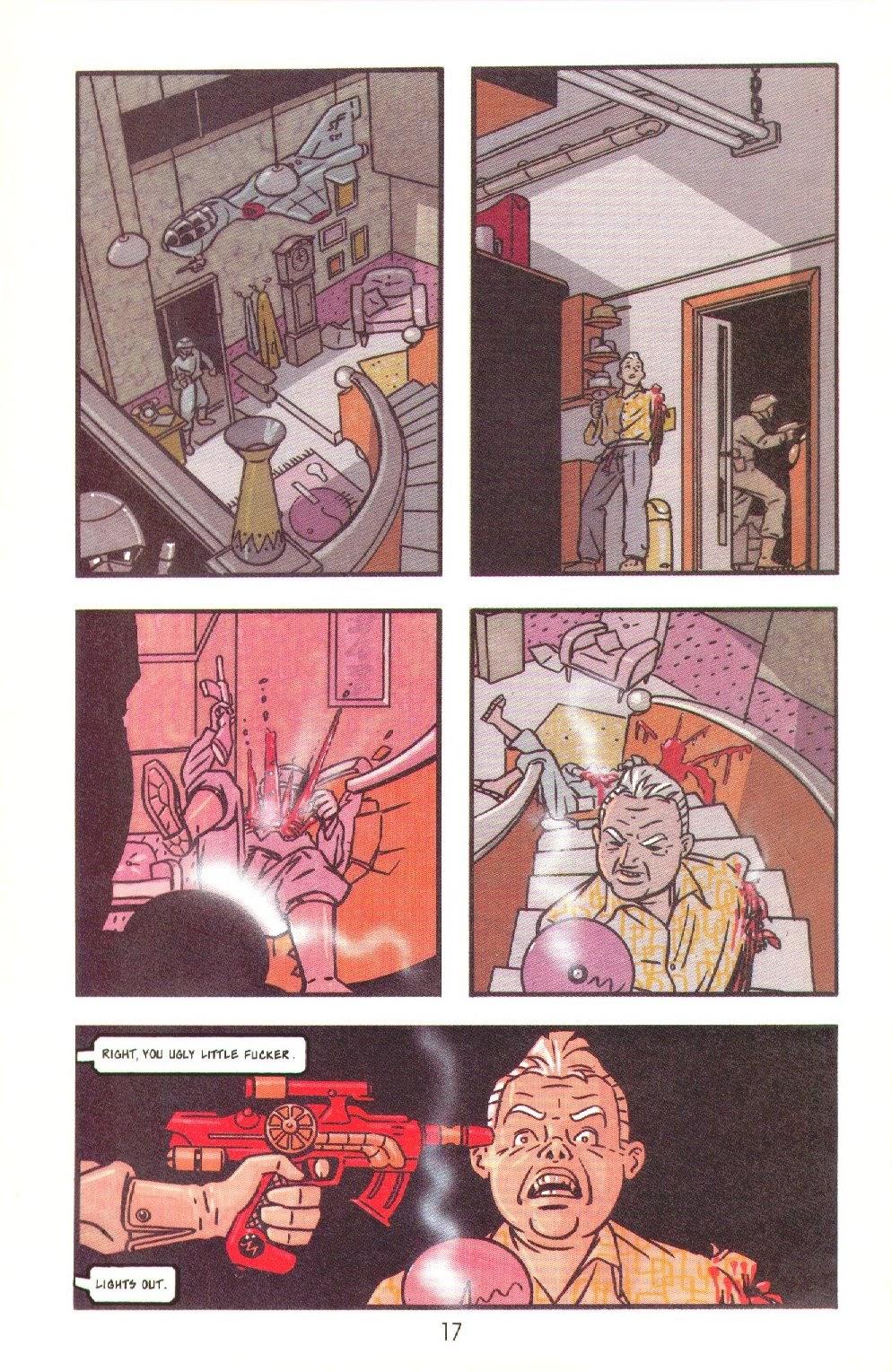 Read online Dare comic -  Issue #3 - 19