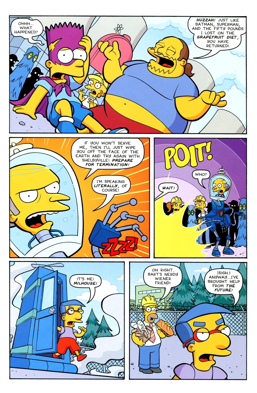 Read online Simpsons Comics Presents Bart Simpson comic -  Issue #100 - 34