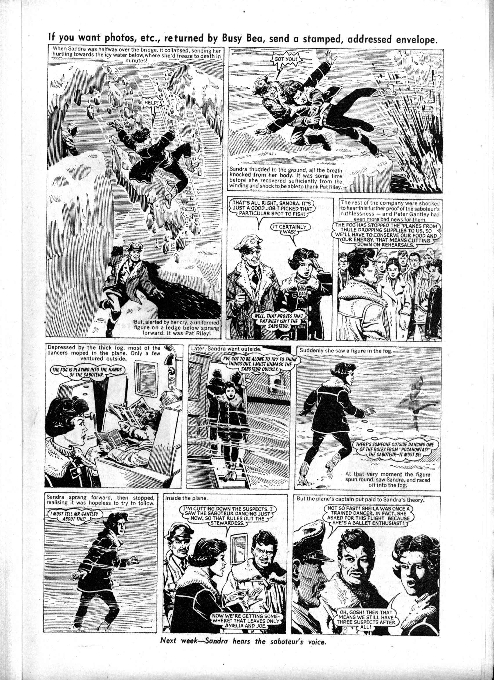 Read online Judy comic -  Issue #169 - 7