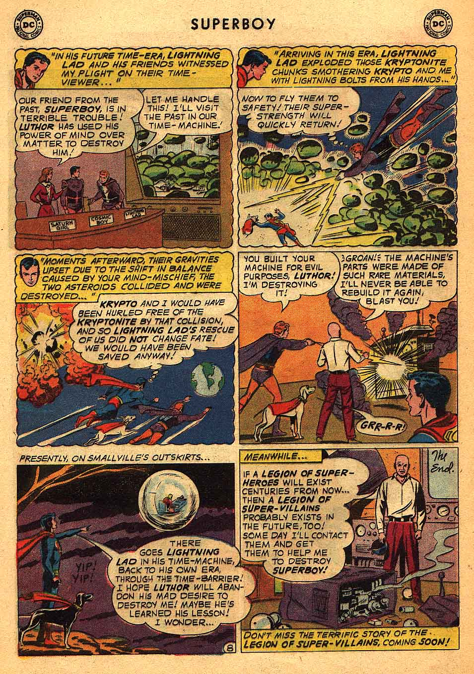 Superboy (1949) issue 86 - Page 28