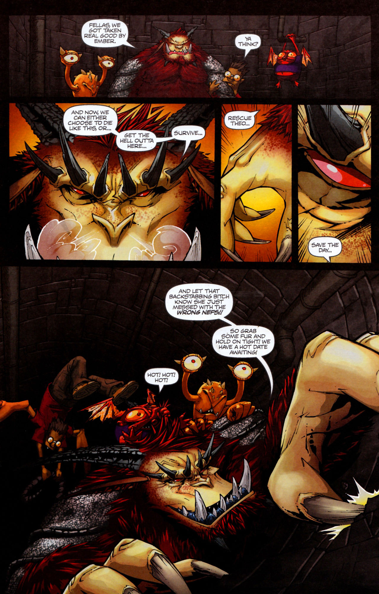 Read online Shrugged (2006) comic -  Issue #7 - 17
