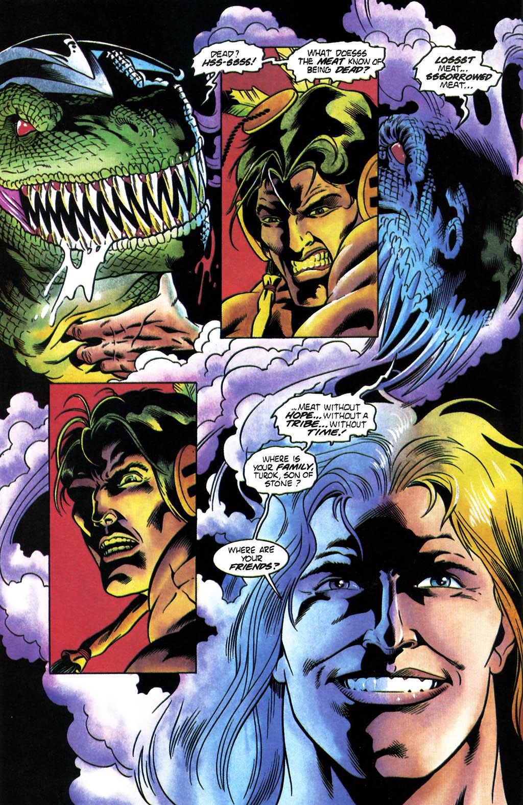 Read online Turok, Dinosaur Hunter (1993) comic -  Issue #36 - 8