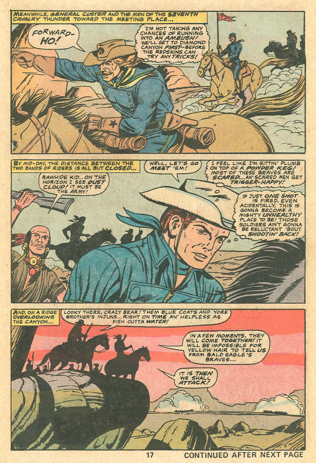 The Rawhide Kid (1955) issue 131 - Page 19