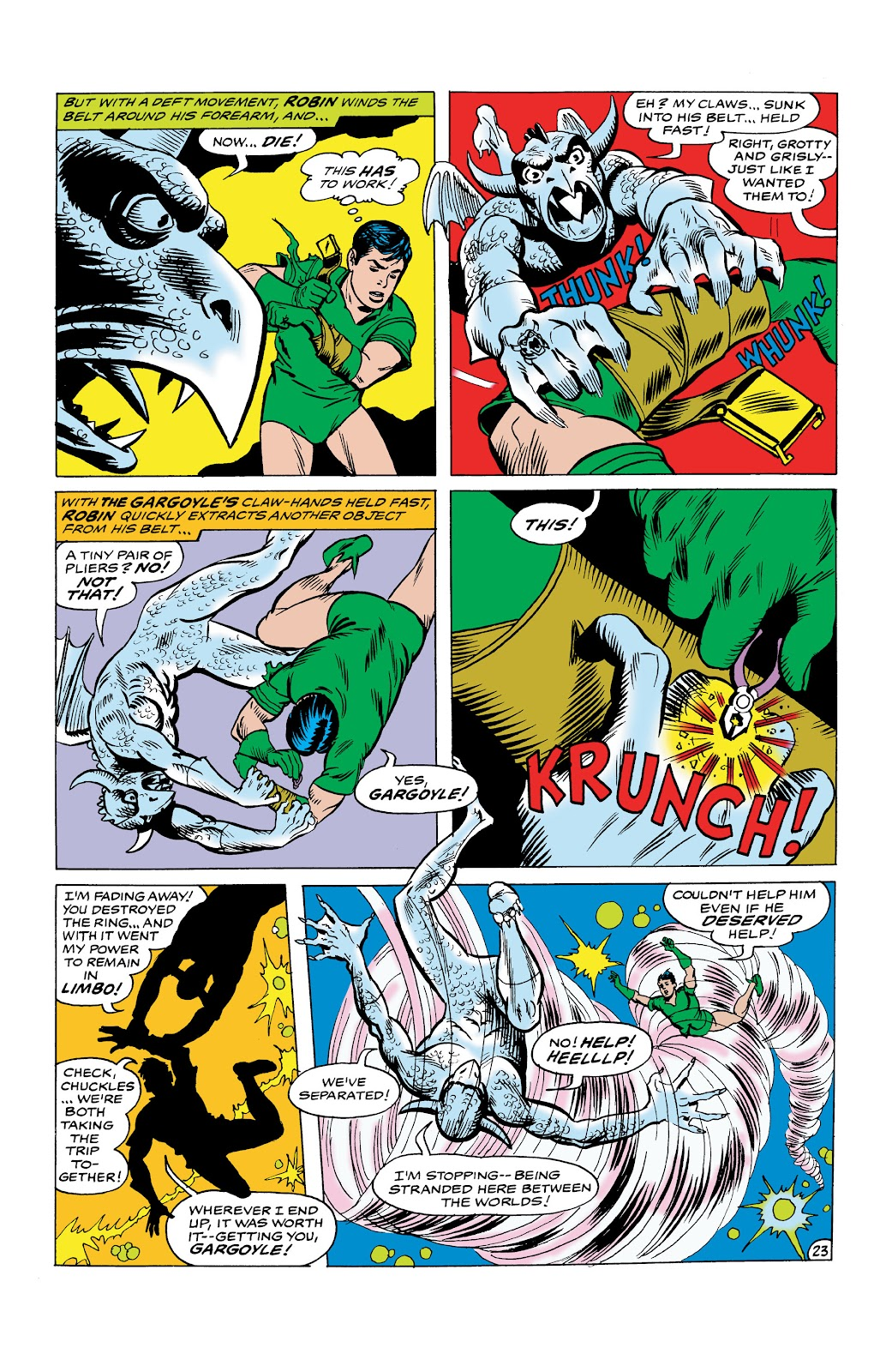 Teen Titans (1966) issue 14 - Page 24