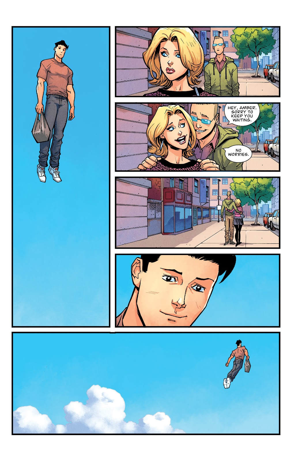 Invincible (2003) issue TPB 21 - Modern Family - Page 47