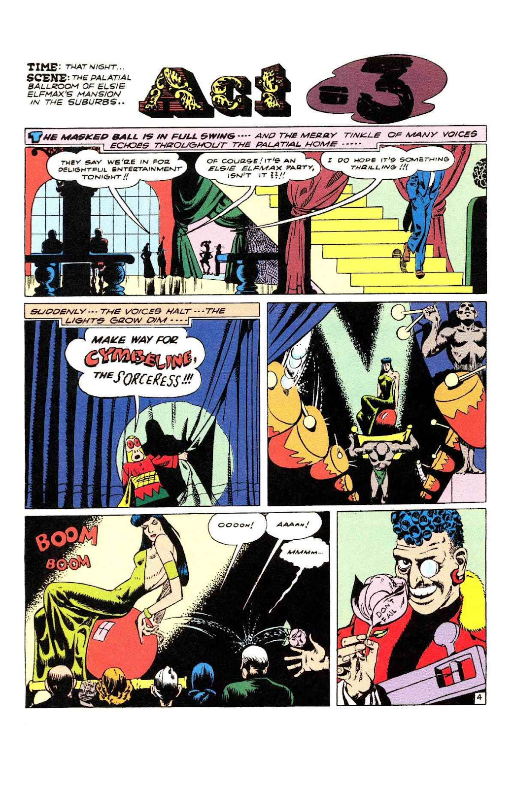 Read online Will Eisner's The Spirit Archives comic -  Issue # TPB 3 (Part 2) - 81