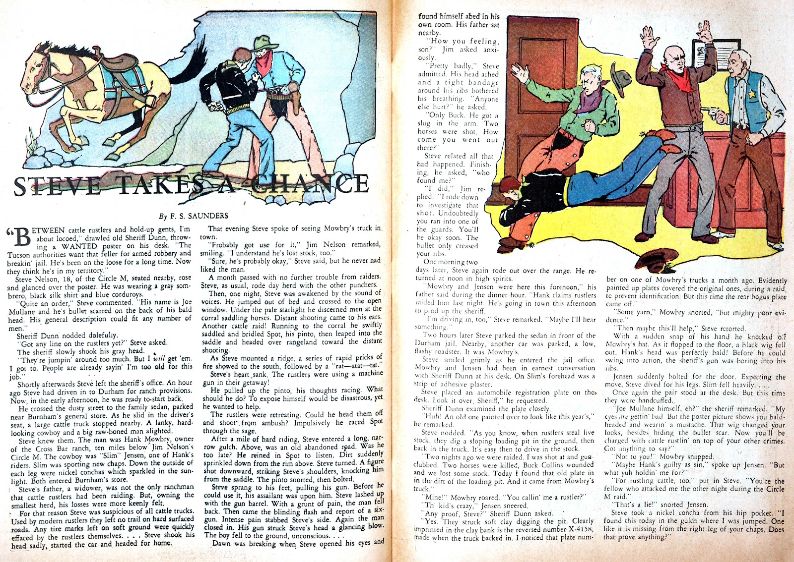 Read online Famous Funnies comic -  Issue #68 - 59