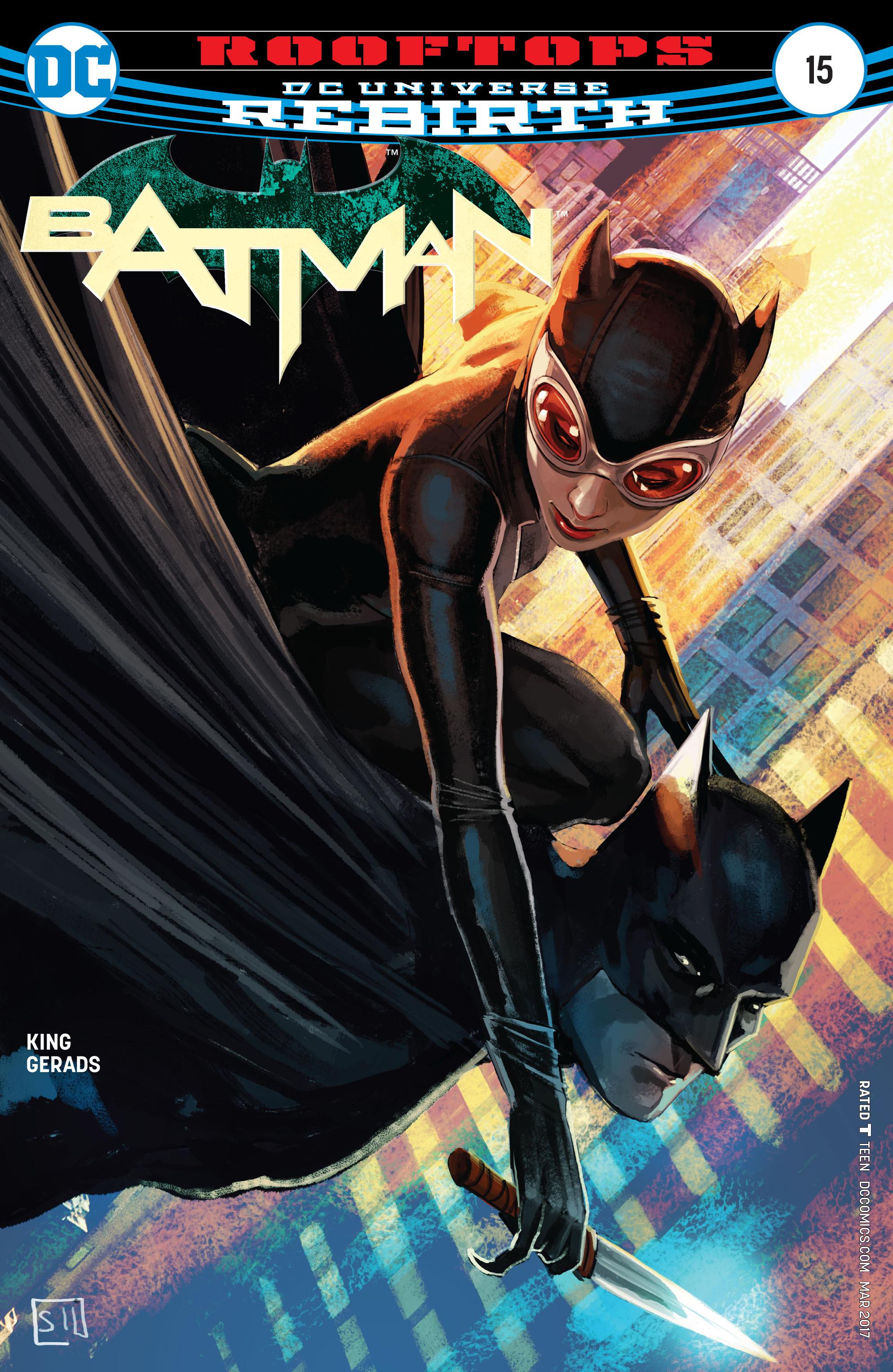 Batman (2016) 15 Page 1