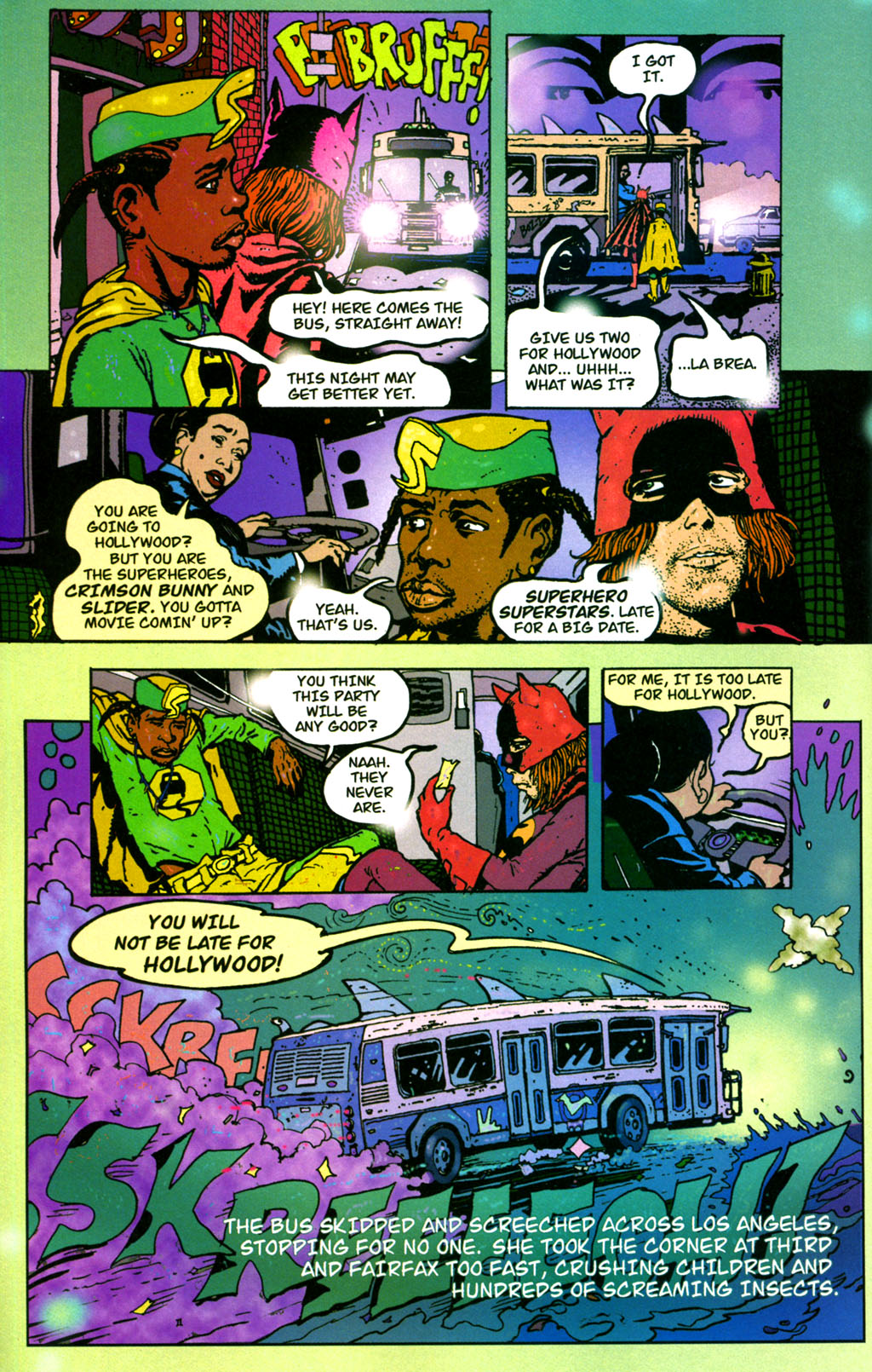 Read online Solo (2004) comic -  Issue #12 - 44