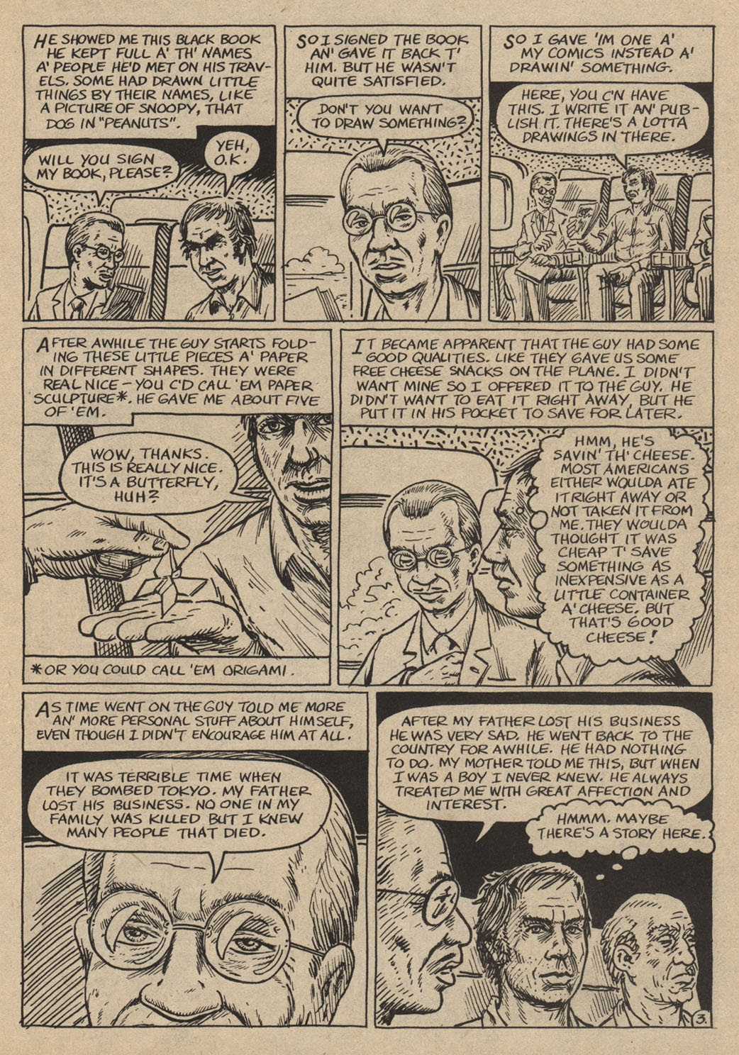 American Splendor (1976) issue 6 - Page 44