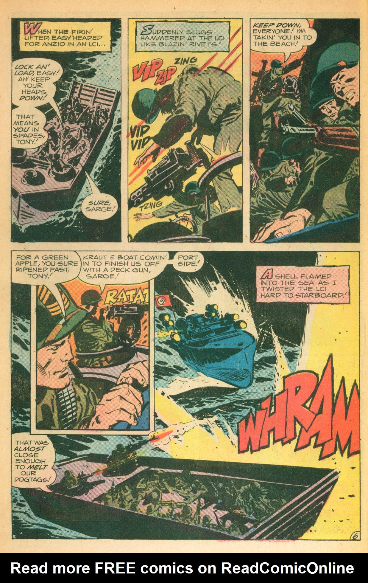 Read online Sgt. Rock comic -  Issue #302 - 10