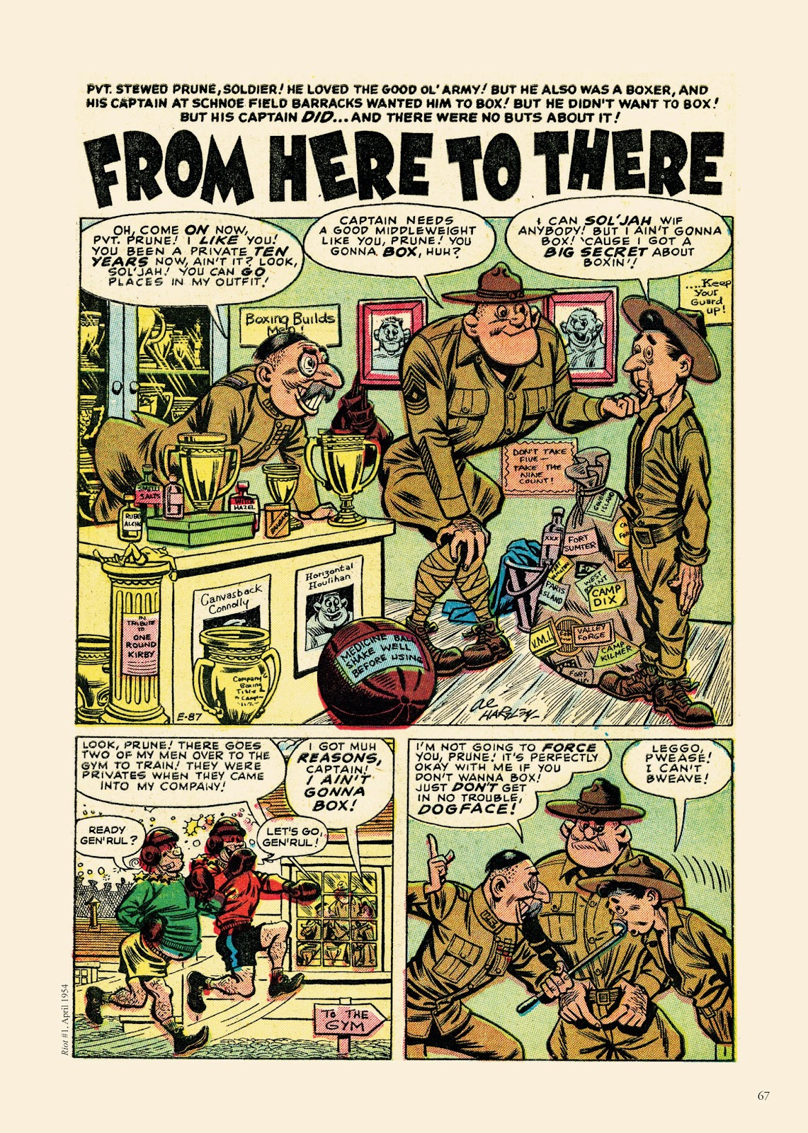 Read online Sincerest Form of Parody: The Best 1950s MAD-Inspired Satirical Comics comic -  Issue # TPB (Part 1) - 68