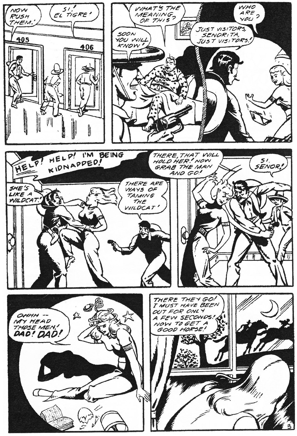 Read online Men of Mystery Comics comic -  Issue #82 - 90