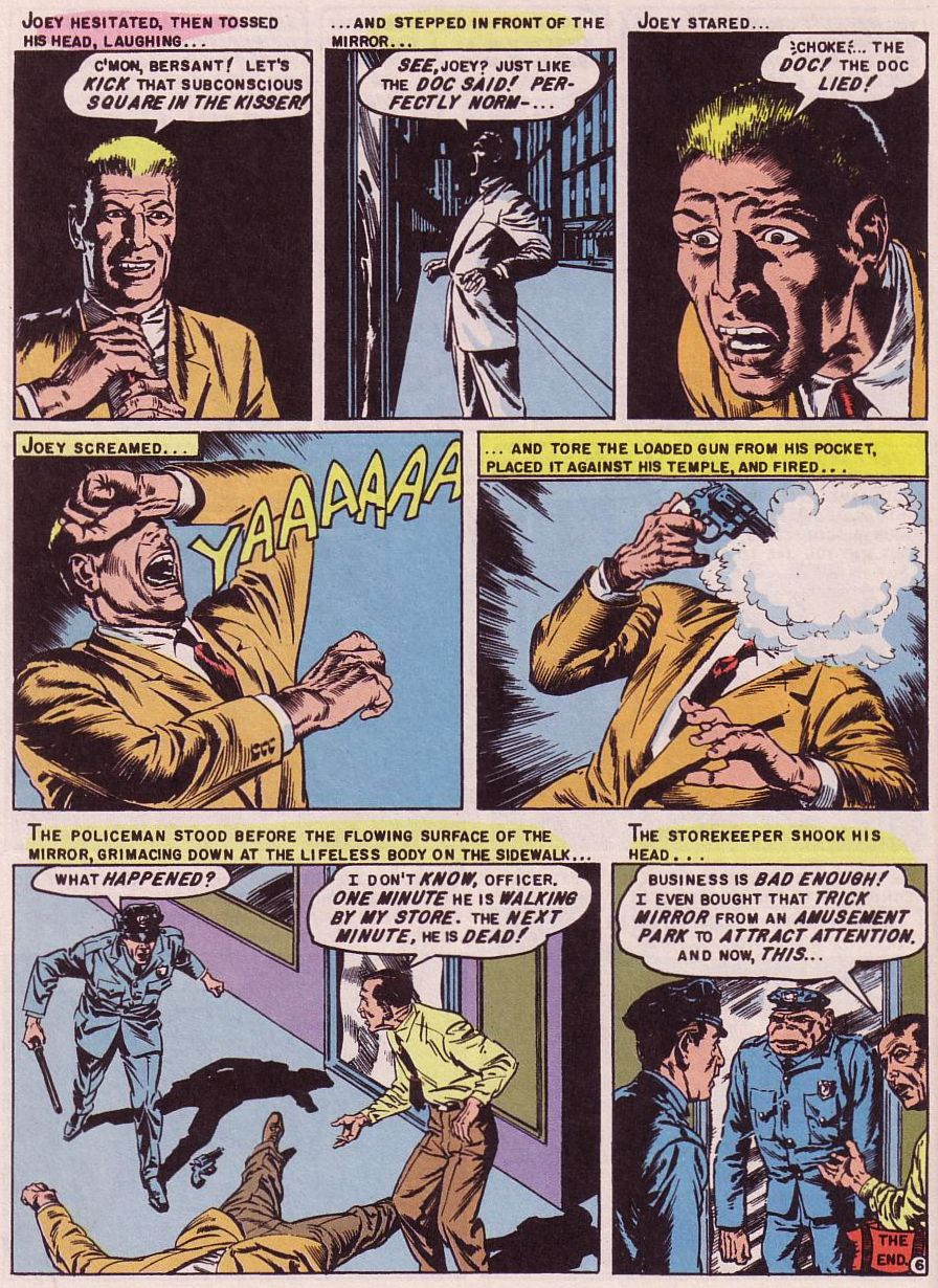 Read online Shock SuspenStories comic -  Issue #13 - 22