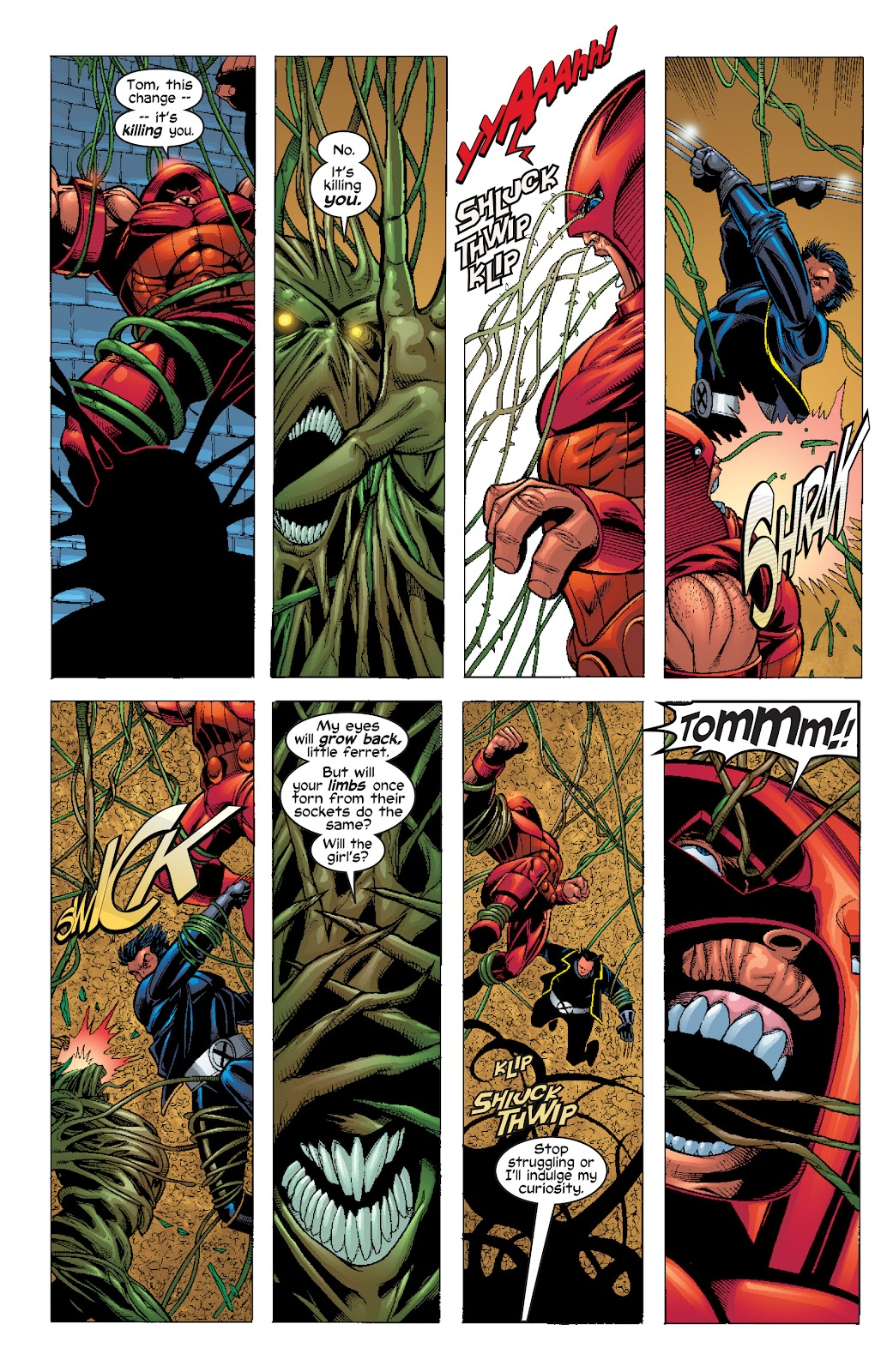Read online X-Men: Unstoppable comic -  Issue # TPB (Part 1) - 44