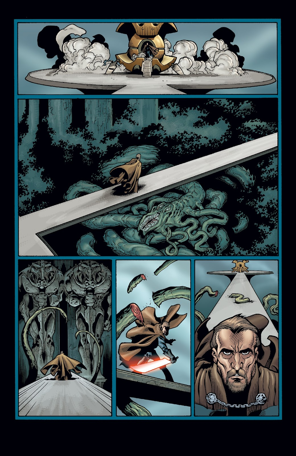Read online Star Wars Legends Epic Collection: The Menace Revealed comic -  Issue # TPB (Part 1) - 8