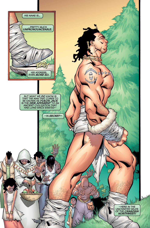 Read online Alpha Flight (2004) comic -  Issue #2 - 4