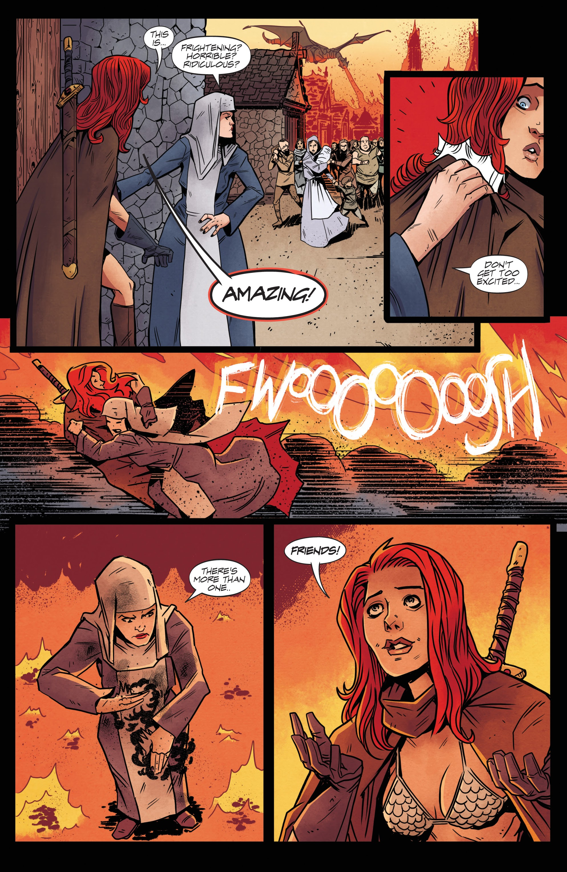 Vampirella/Red Sonja issue 6 - Page 18