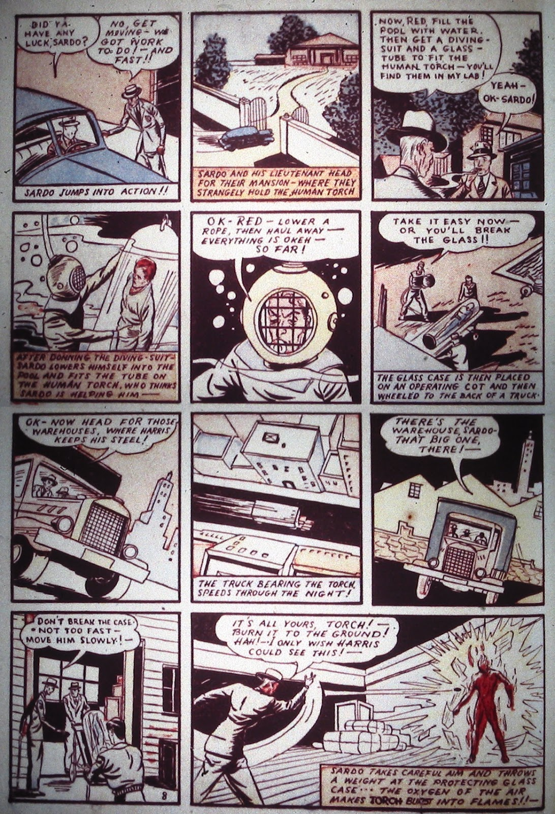 Marvel Comics (1939) issue Full - Page 10