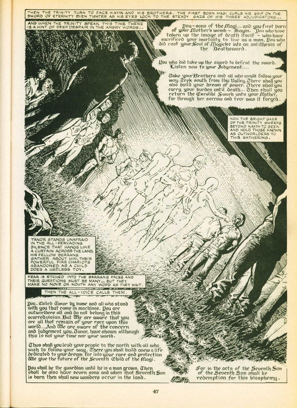 Warrior Issue #19 #20 - English 47