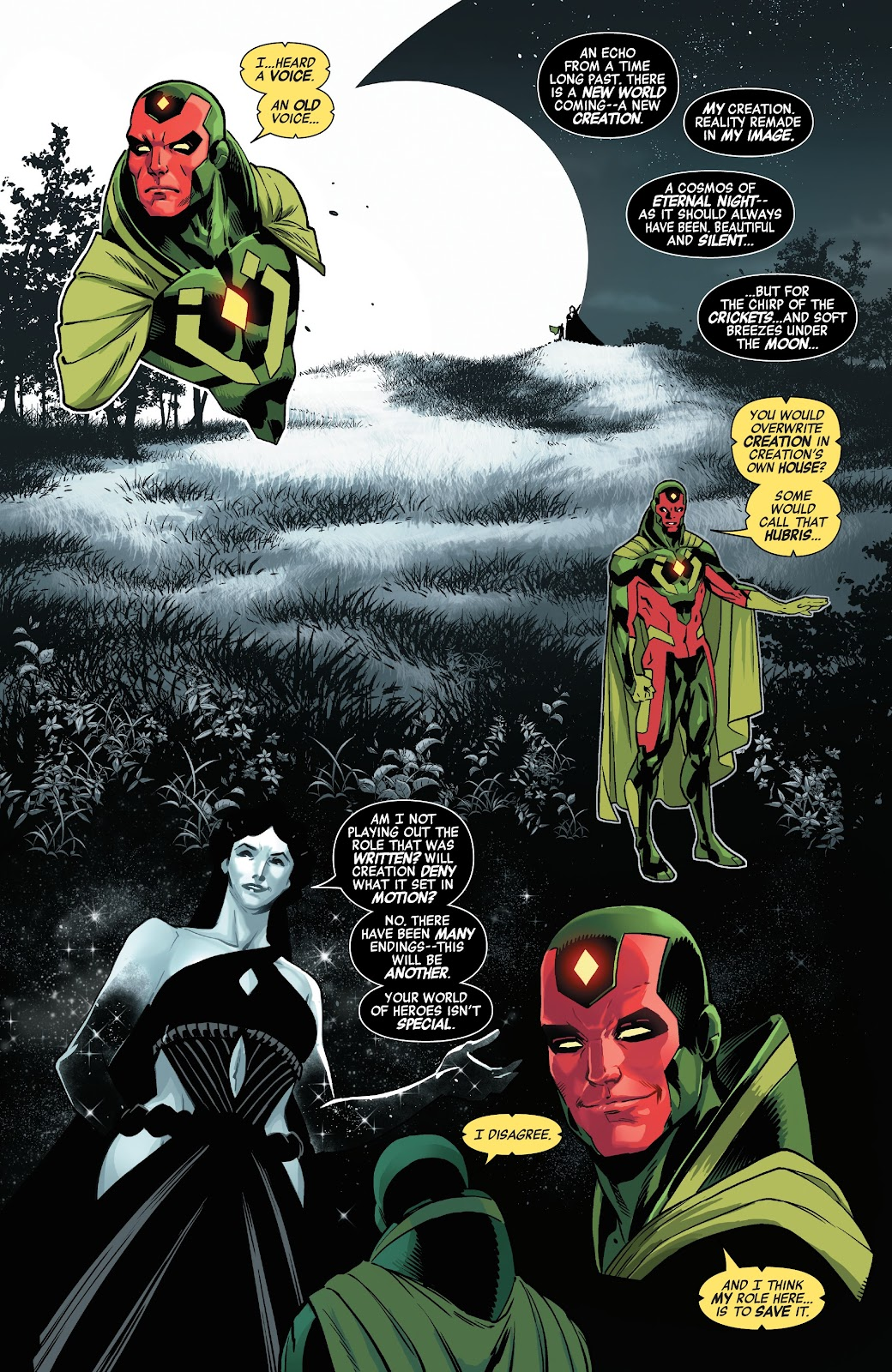 Read online Avengers No Road Home comic -  Issue #10 - 7