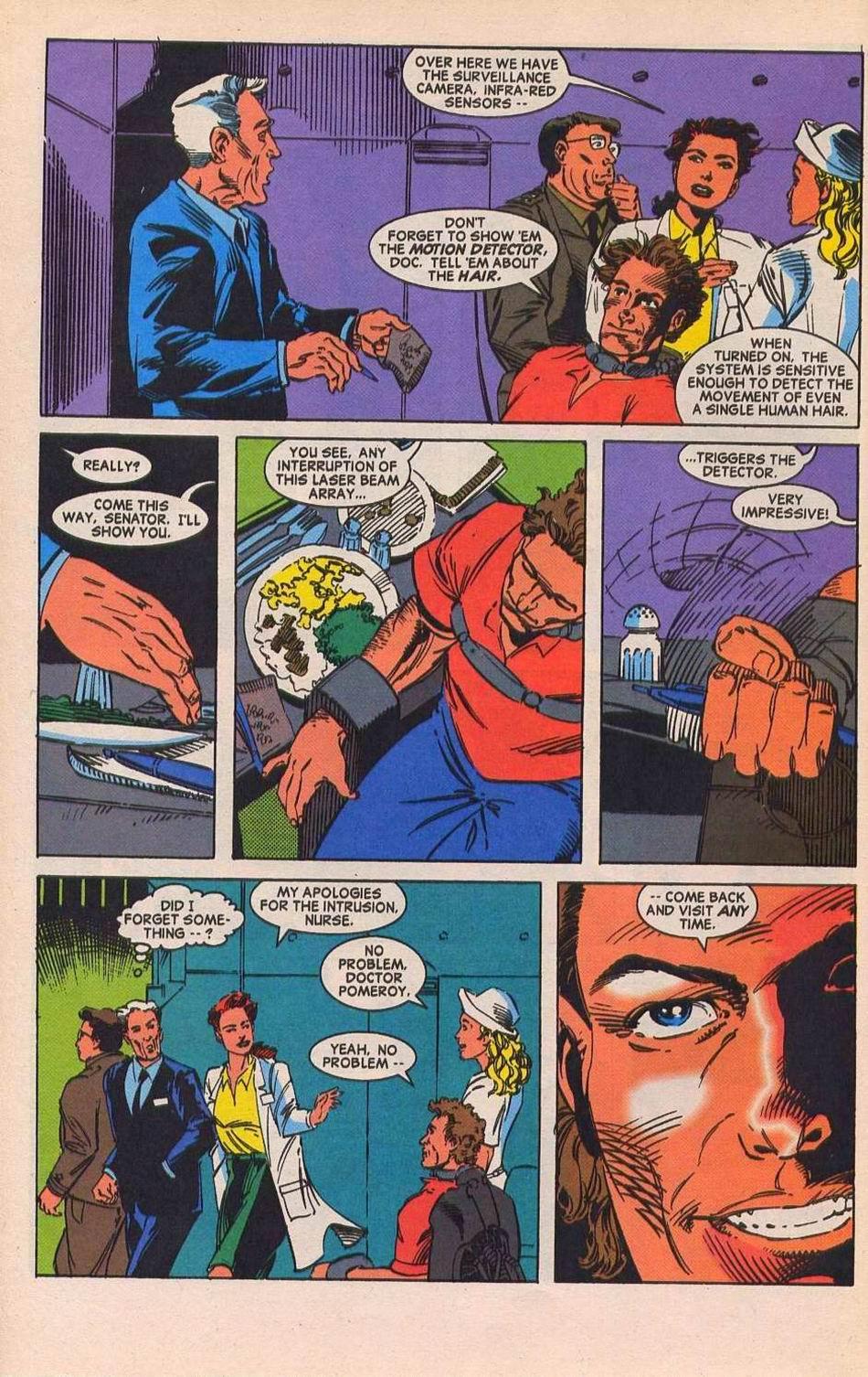 Read online Sleepwalker comic -  Issue #28 - 5