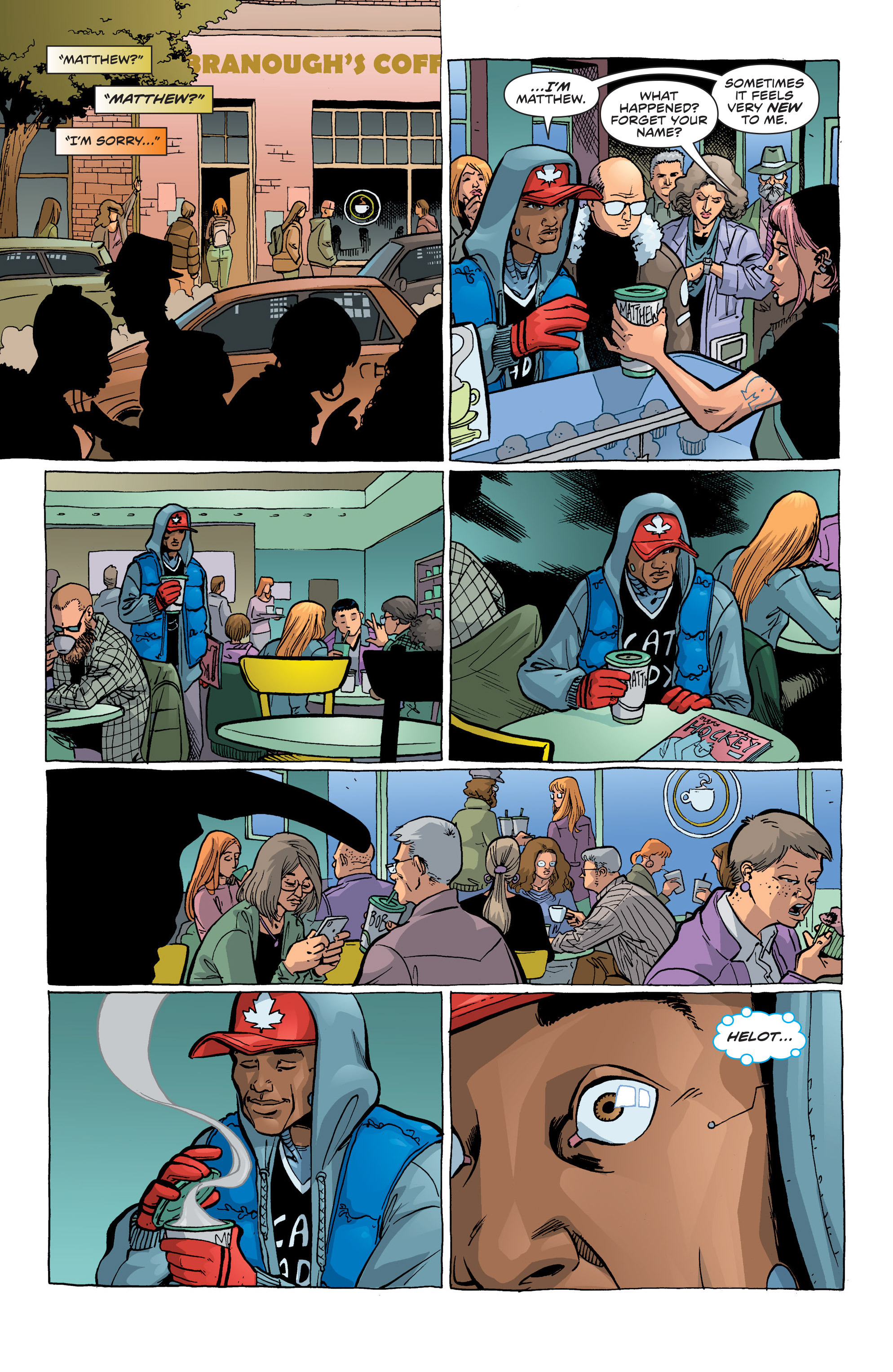Read online Secret Identities comic -  Issue # _TPB - 104