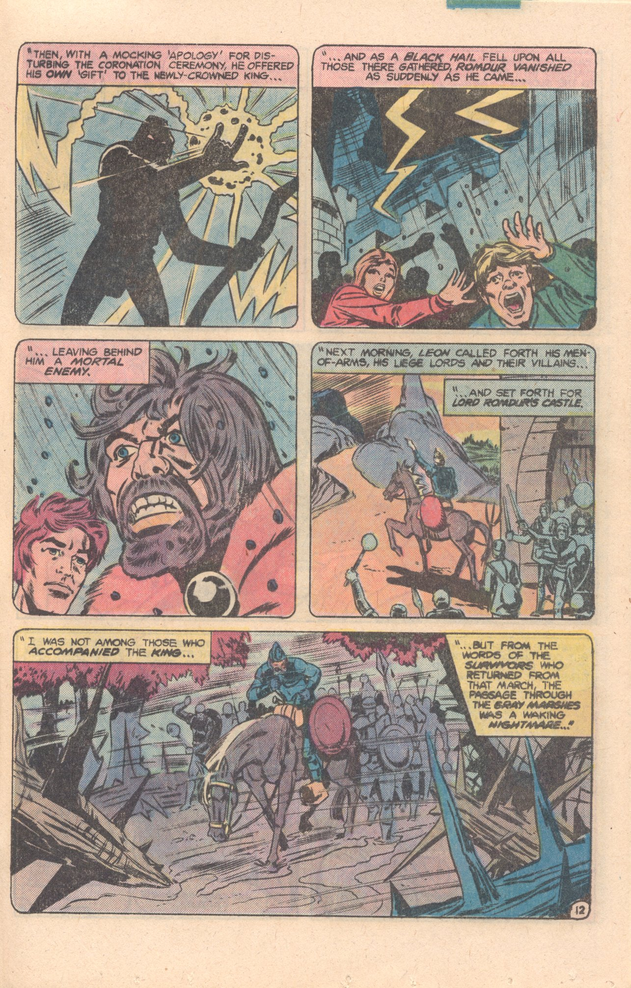 Legion of Super-Heroes (1980) 276 Page 12