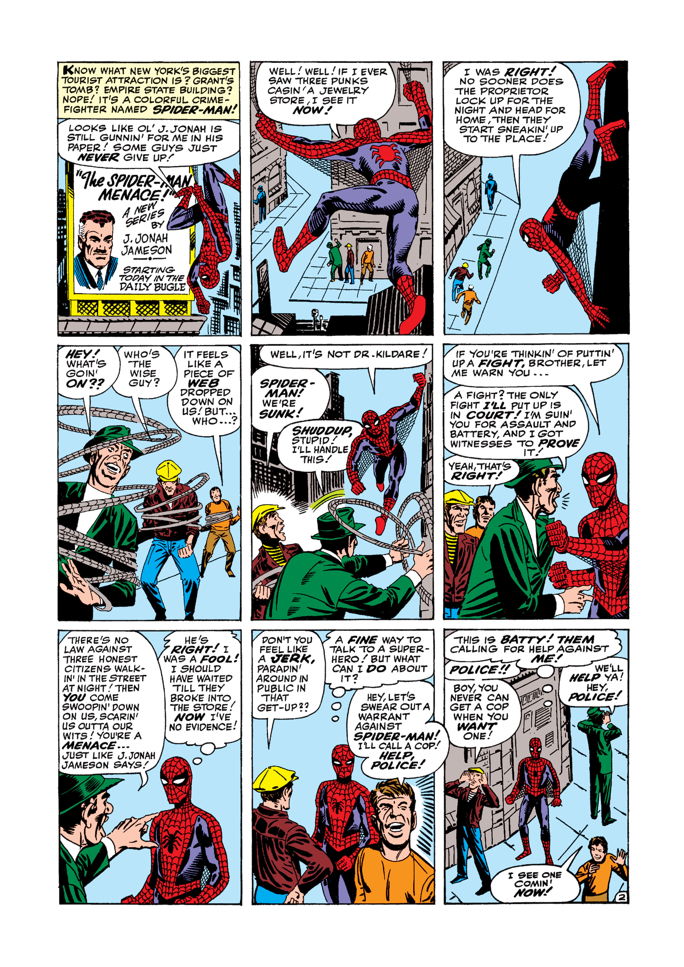 The Amazing Spider-Man (1963) 4 Page 2