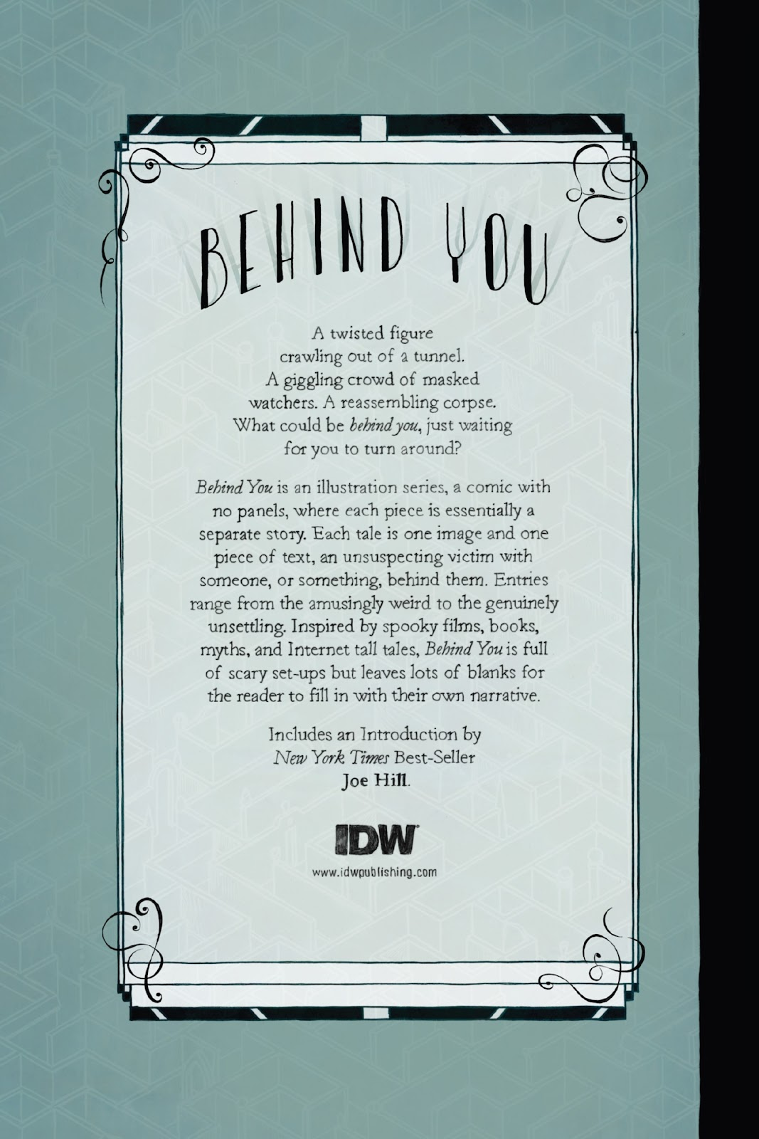 Read online Behind You: One-Shot Horror Stories comic -  Issue # TPB (Part 2) - 78