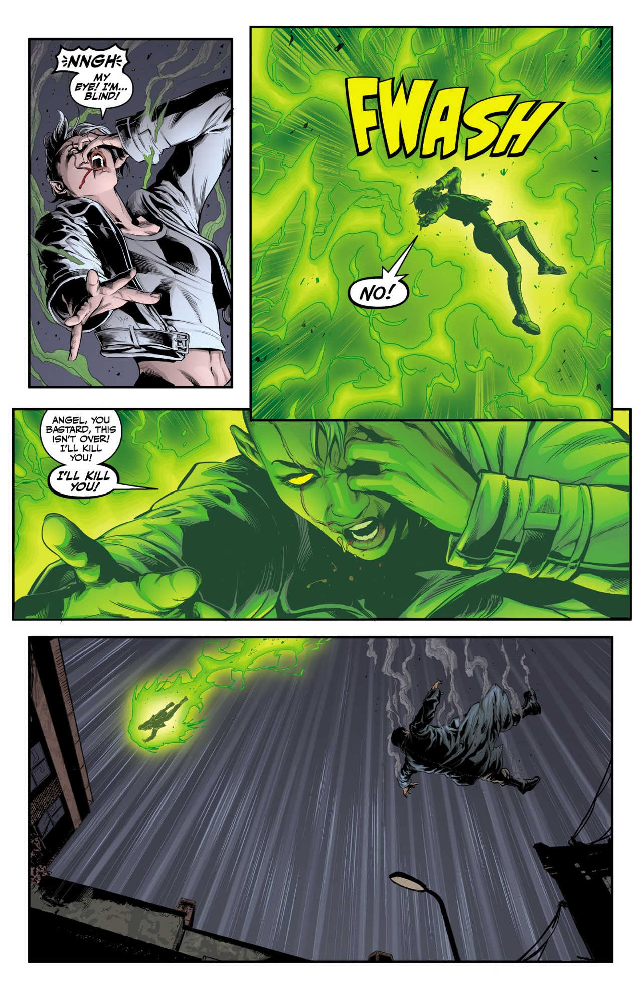 Read online Angel & Faith Season 10 comic -  Issue #4 - 12