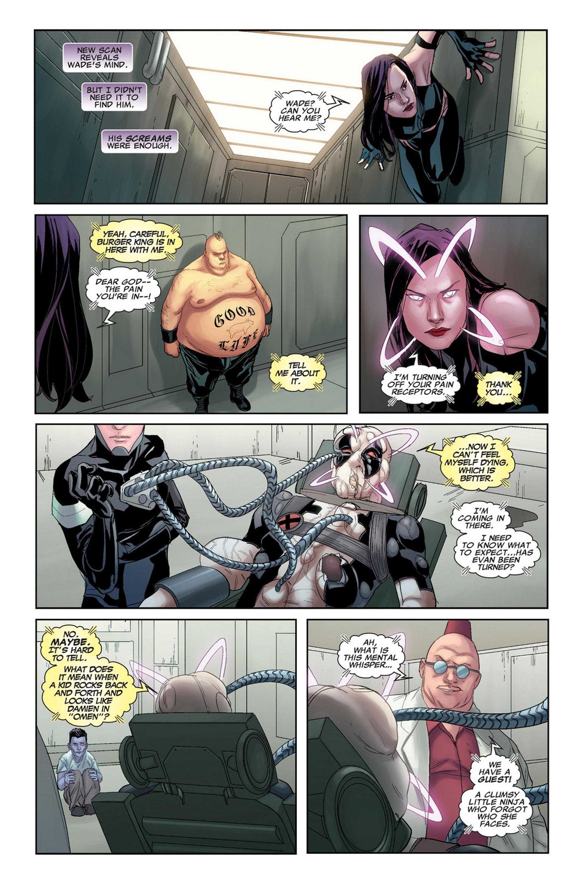 Uncanny X-Force (2010) #32 #34 - English 23