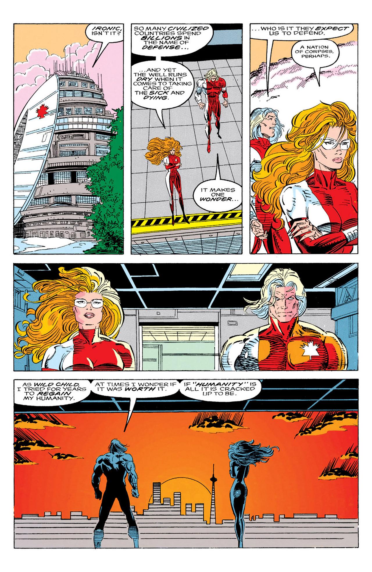 Read online Astonishing X-Men (2004) comic -  Issue # _Annual 1 - 33
