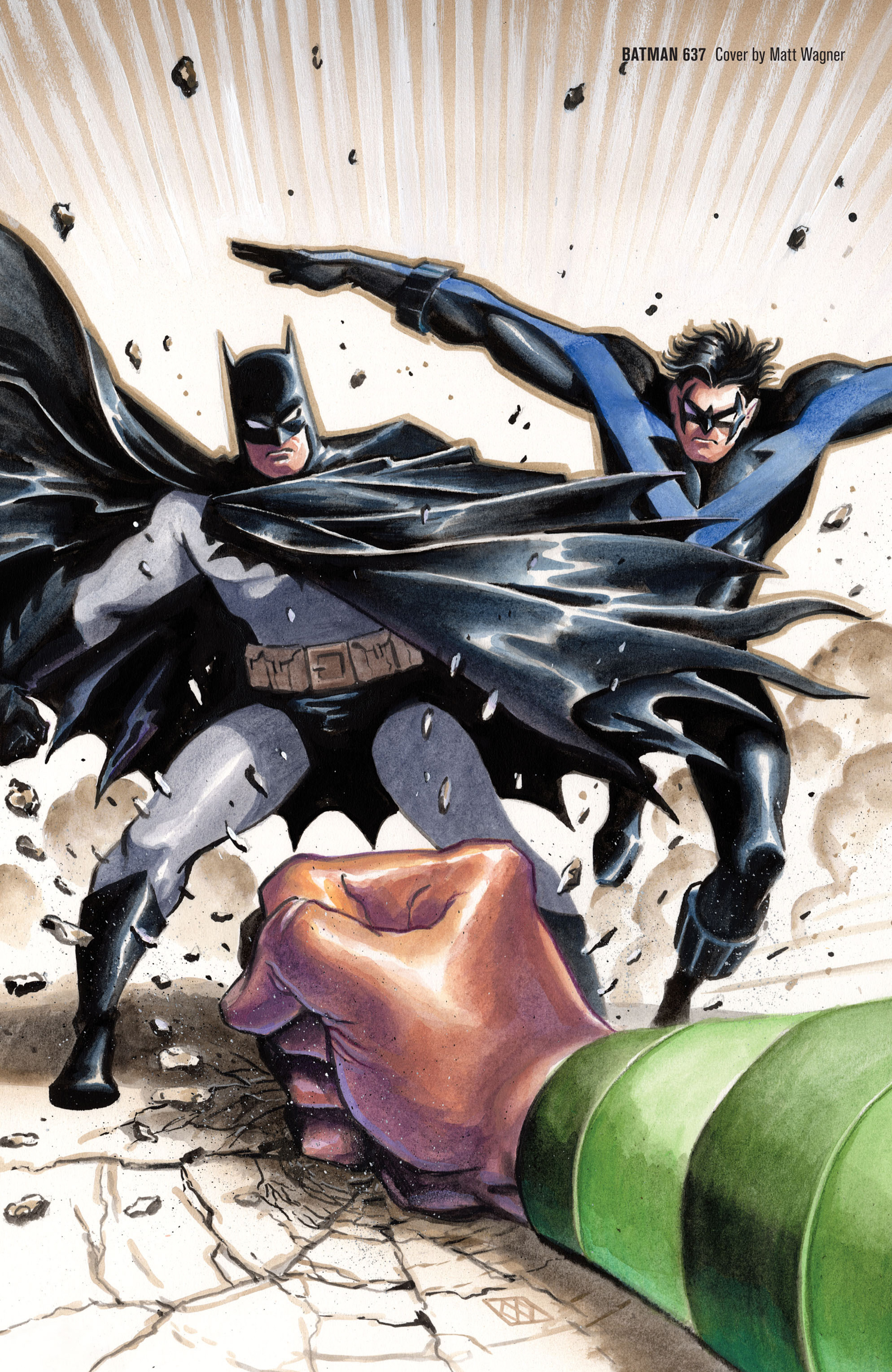 Read online Batman: Under The Red Hood comic -  Issue # Full - 54