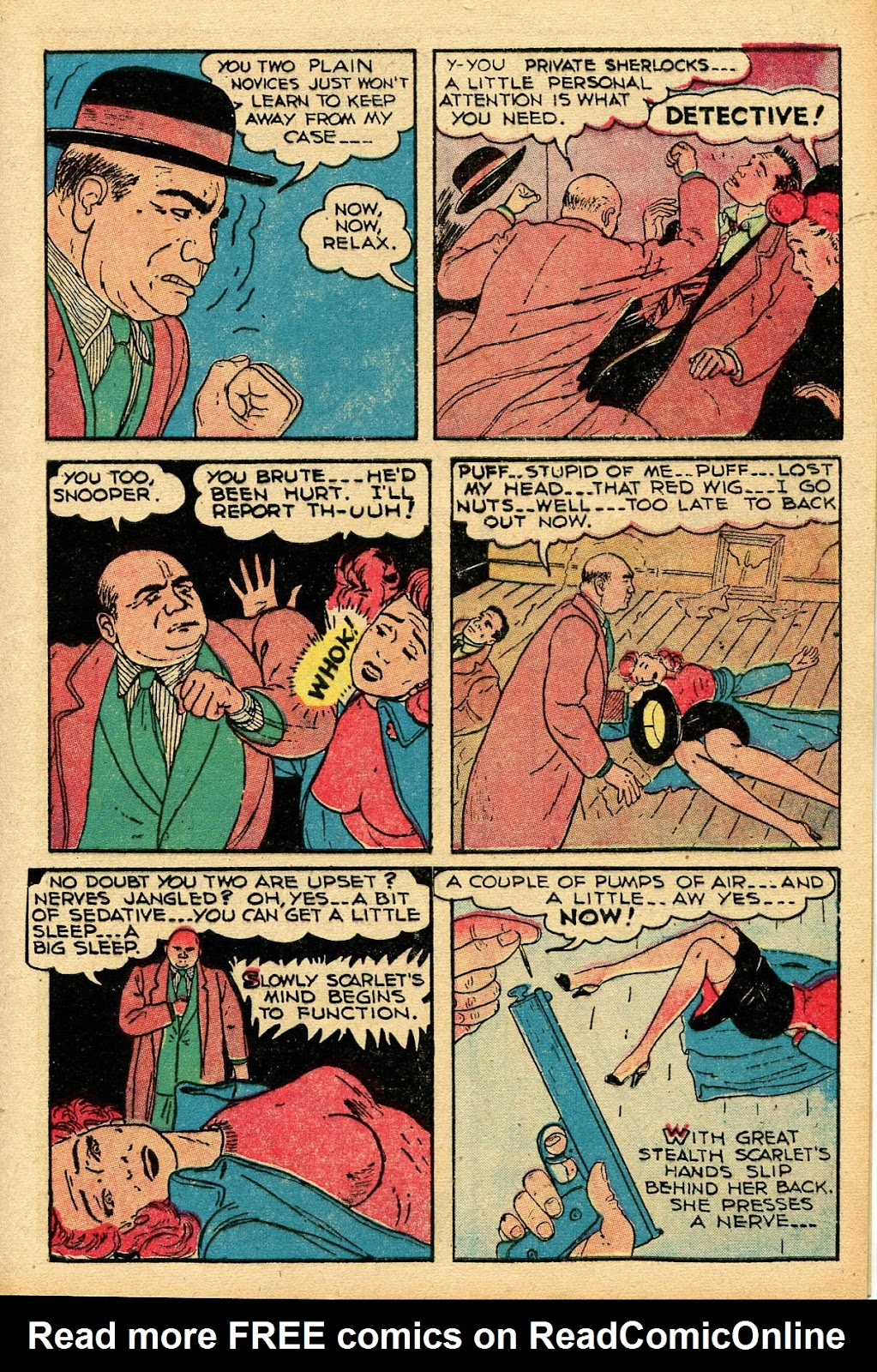Read online Famous Funnies comic -  Issue #155 - 13