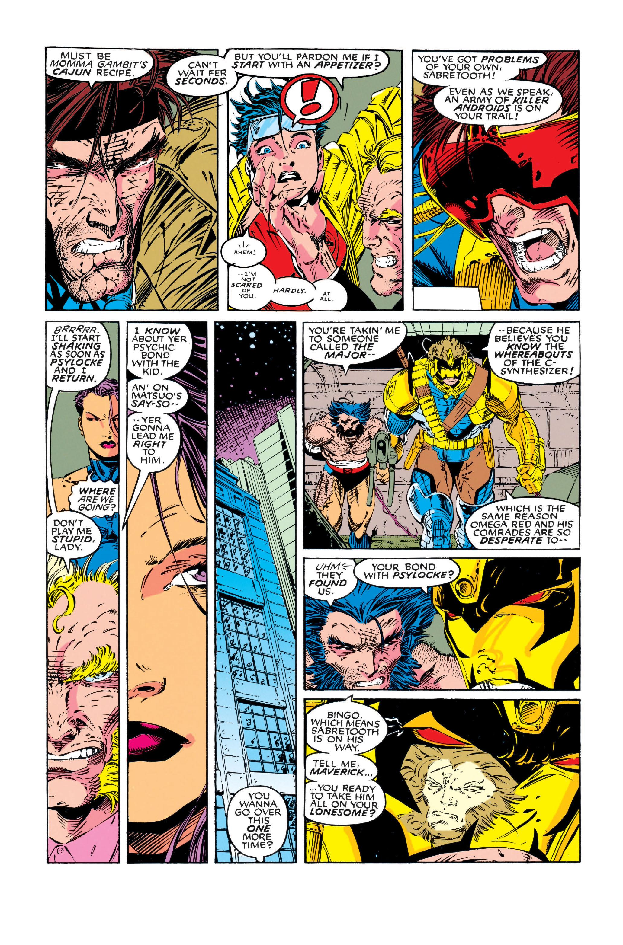 X-Men (1991) 6 Page 18