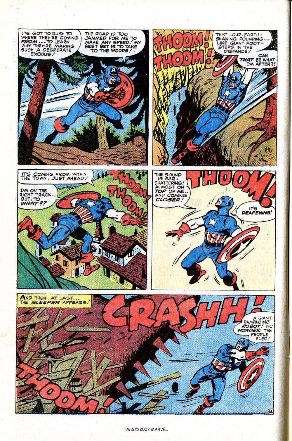 Read online Captain America (1968) comic -  Issue # _Annual 2 - 12