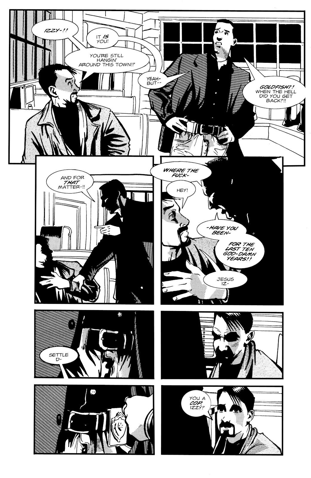 Read online Goldfish comic -  Issue # TPB (Part 1) - 26