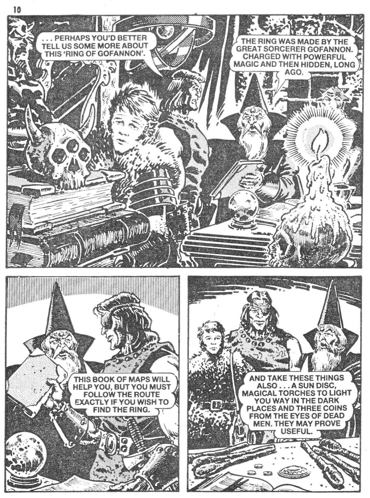 Starblazer issue 209 - Page 11