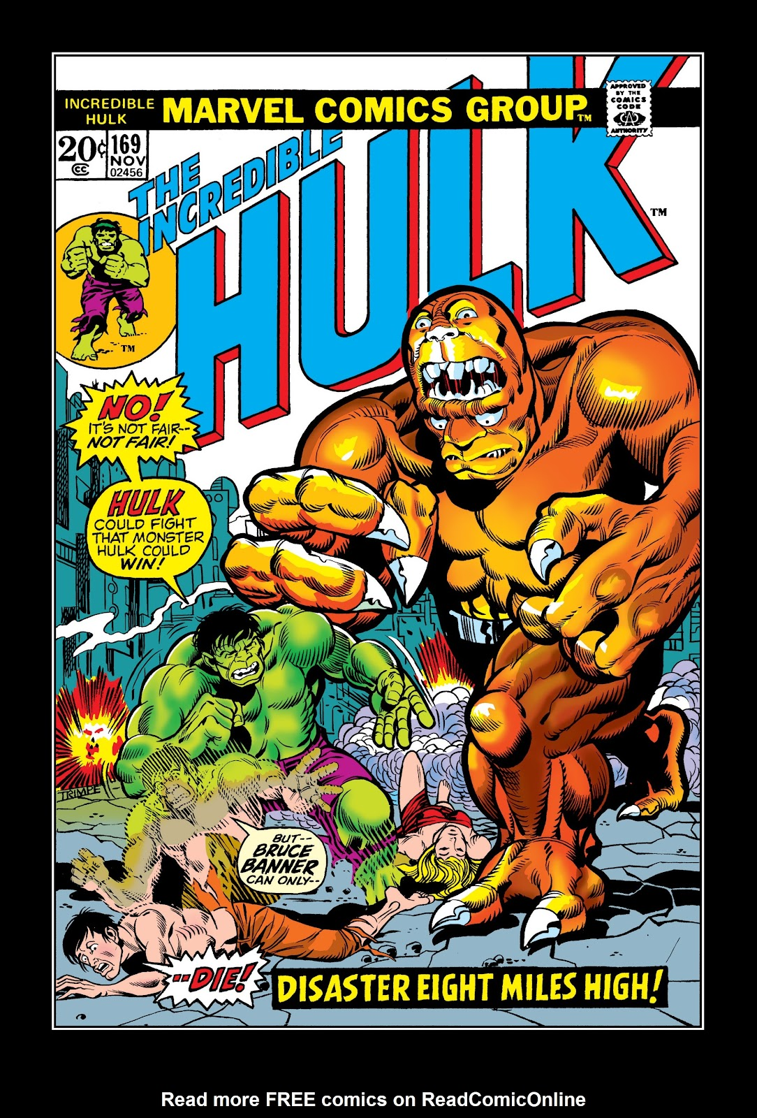 Read online Marvel Masterworks: The Incredible Hulk comic -  Issue # TPB 9 (Part 3) - 57