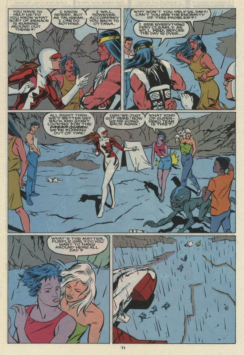 Read online Alpha Flight (1983) comic -  Issue #68 - 13