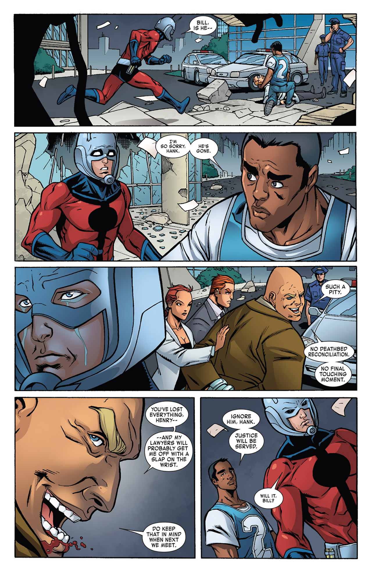 Read online Ant-Man: Season One comic -  Issue #Ant-Man: Season One Full - 96