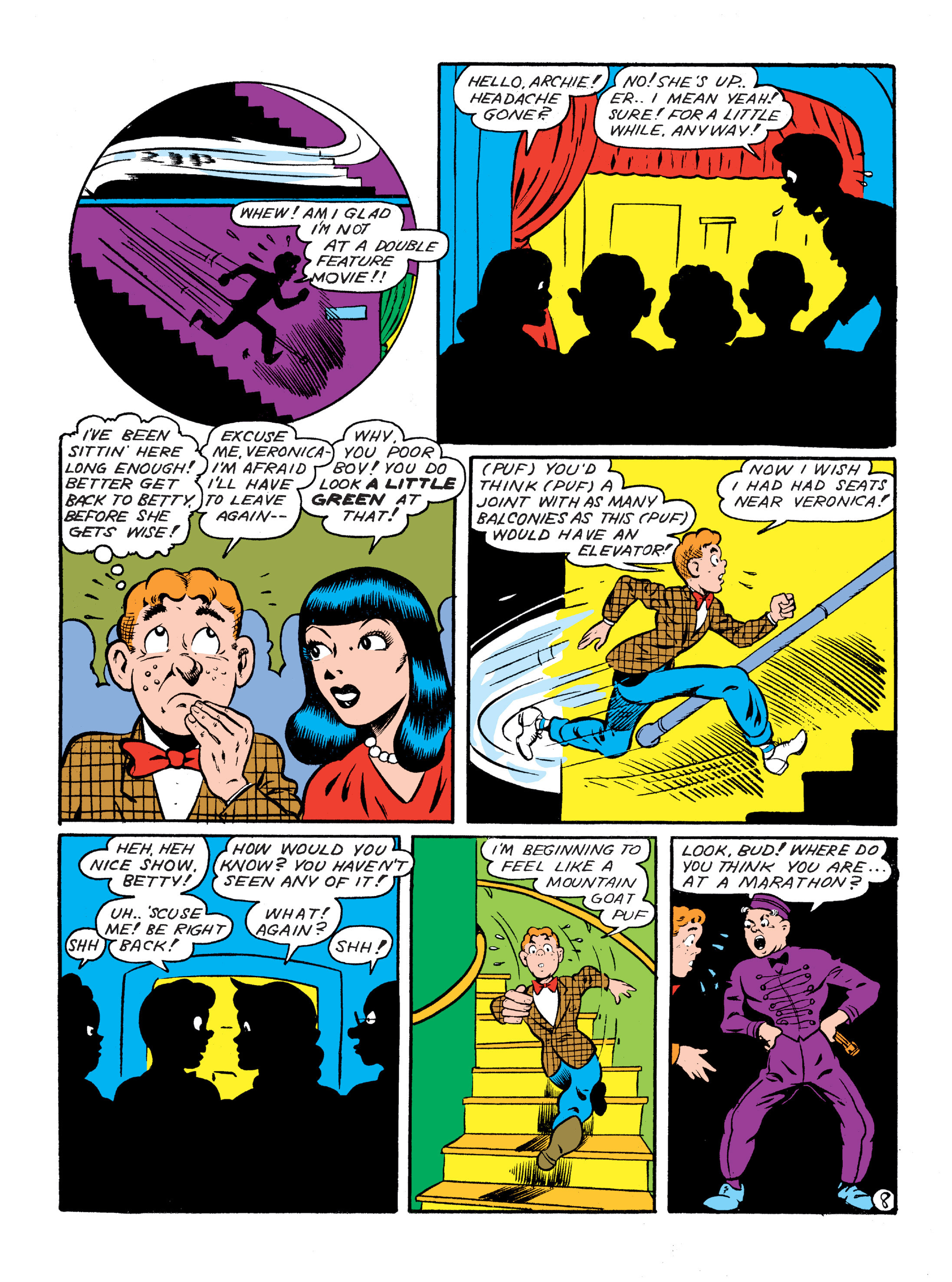 Read online Archie 1000 Page Comics Blowout! comic -  Issue # TPB (Part 3) - 206