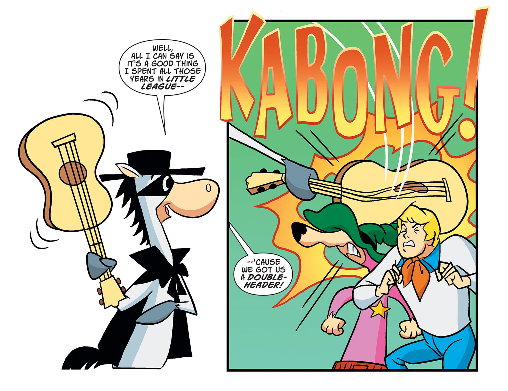 Read online Scooby-Doo! Team-Up comic -  Issue #46 - 17