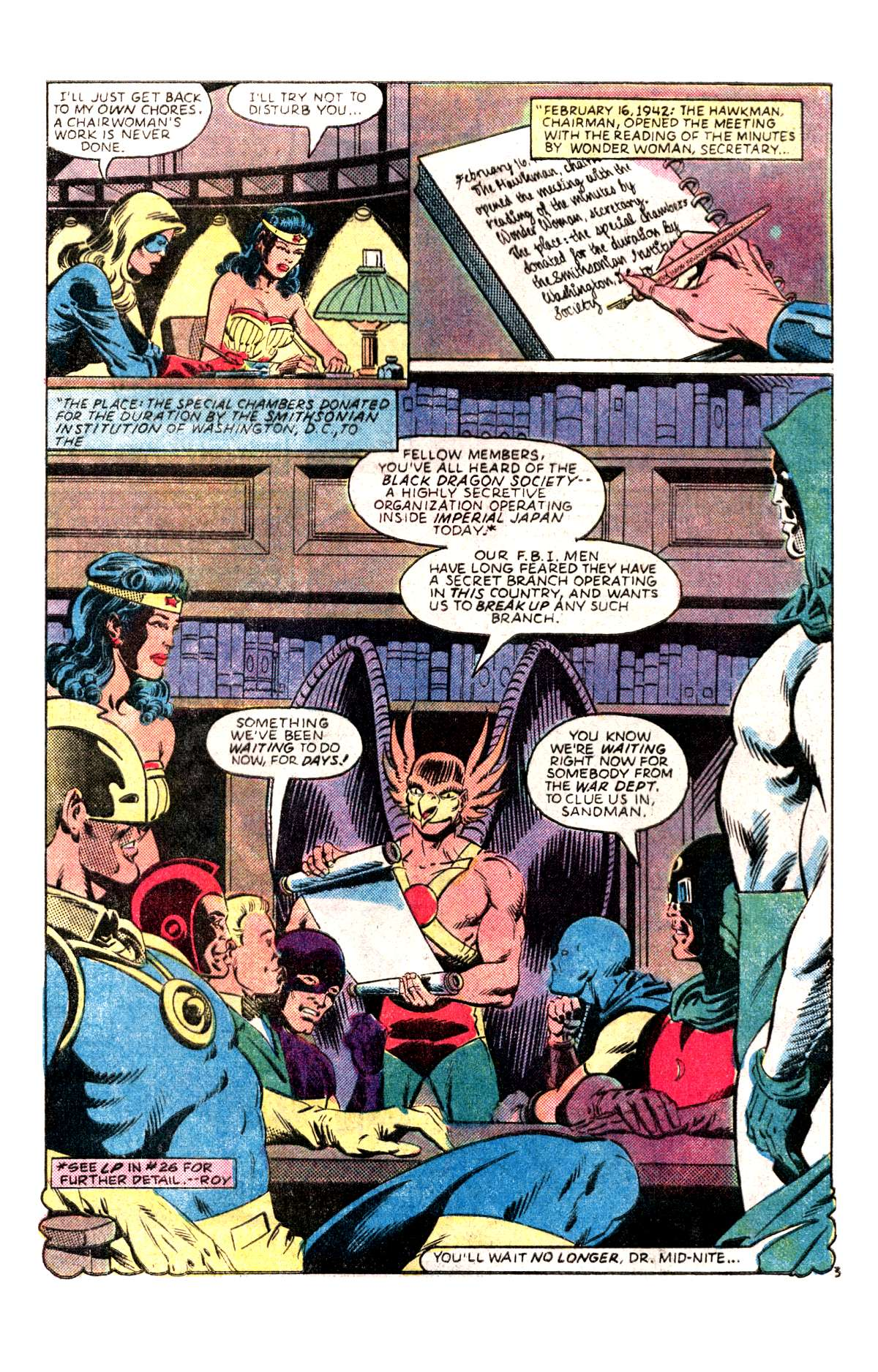 Read online All-Star Squadron comic -  Issue #30 - 4
